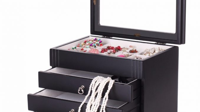 Entertaining Stories Revolving Around Jewelry Boxes in Movies, Books, and Plays