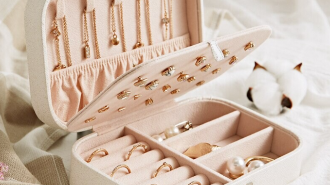 How Would You Describe a Jewelry Box?