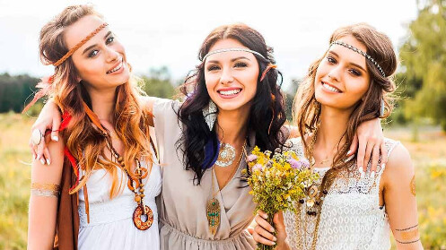 Boho Chic, Boho Style - A Fashion Trend that Focuses on Details