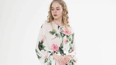 Bohemian Caftan Maxi Dresses