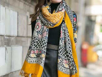 Scarves - Fashion Accessories - History and Benefits!