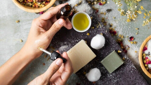 Homemade Herbal Beauty Tips