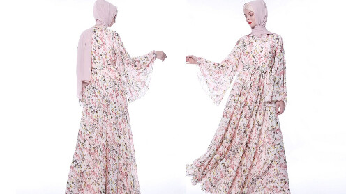 Kaftan Dress: Simple but Fashionable
